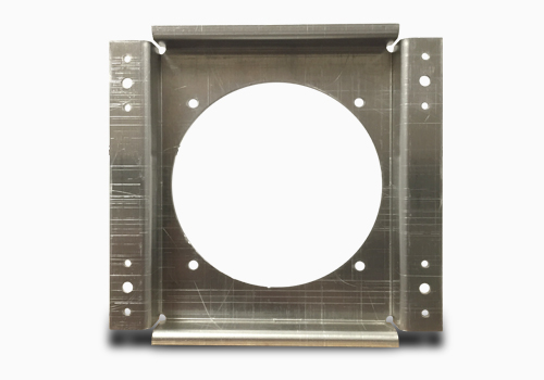 D10 Series Flush Mount Bracket