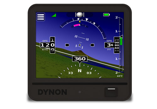 D3 New and Improved Display with Touchscreen Interface