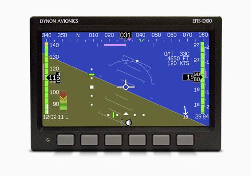 Dynon Avionics | EFIS-D100