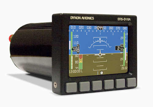 Dynon's EFIS-D10A is one of the most popular Electronic Flight Information Systems on the market today.