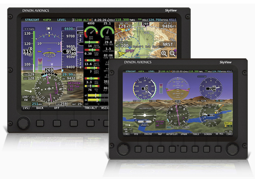SkyView, The original next generation EFIS.
