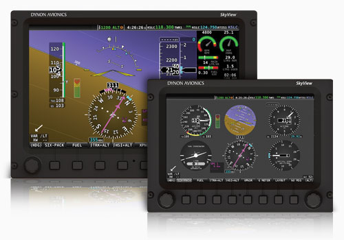 SkyView SE is made for VFR aircraft and pilots who want the most intuitive instruments on the market.