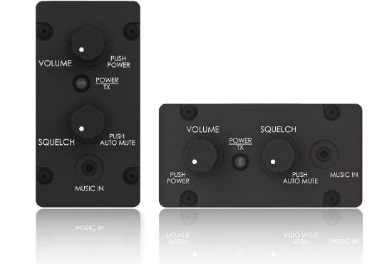 Stereo, two-place intercom with audio connectivity for SkyView alerts and music that is usually only found in full-size audio panels.